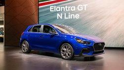 [Detroit 2019] Hyundai Elantra GT N Line 2019 trình làng, giá hơn 560 triệu đồng