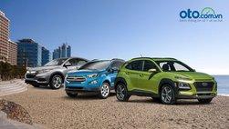 Huyndai Kona xác lập kỷ lục doanh số phân khúc SUV cỡ B trong tháng 12