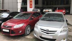 Mua ô tô cũ năm 2019 cần nộp những loại thuế phí nào?