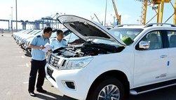 81.600 ô tô nhập khẩu đổ bộ thị trường Việt năm 2018