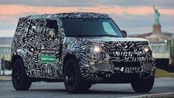 Top 10 mẫu xe đáng mua nhất trong năm 2019: Có Land Rover Defender