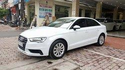 Xế sang Audi A3 rao bán hơn 800 triệu đồng sau 5 năm sử dụng
