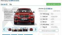 Đại lý bắt đầu nhận đặt cọc BMW X4 2019 với giá lên tới gần 3 tỷ đồng