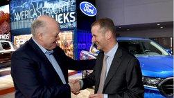 Ford và Volkswagen chính thức 'kết duyên', sẽ cùng sản xuất xe bán tải, xe thương mại
