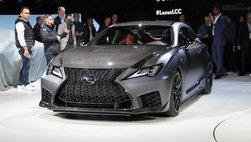 [Detroit 2019] Lexus RC F Track Edition 2020 siêu tốc xuất hiện
