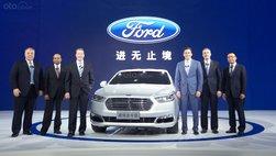 Doanh số xe Ford giảm 37% trong năm 2018