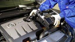 Volkswagen lại gặp bê bối động cơ dầu diesel