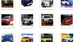Xe SUV và bán tải ngày càng lên ngôi tại thị trường ô tô Việt Nam