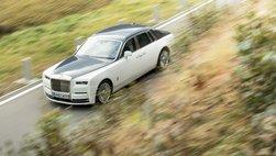 Những điểm khác biệt của Rolls-Royce Phantom VIII so với đời cũ