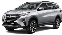 Perodua Aruz 2019 - 'Xe nội' Malaysia giống hệt Toyota Rush
