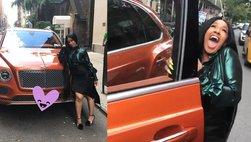 Không có gì ngoài điều kiện, rapper Cardi B tậu hẳn 5 siêu xe chỉ để chụp ảnh