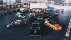 Đấu giá loạt siêu xe trong series phim bom tấn Fast & Furious