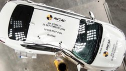 Các biển thể Kia Cerato có độ an toàn ANCAP không đồng nhất