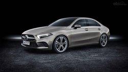 Mercedes-Benz A-Class 2019 Sedan lên kệ từ 756 triệu đồng