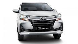 Toyota Avanza 2019 nâng cấp mới chính thức ra mắt