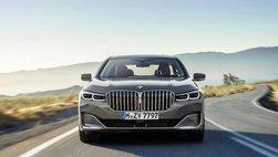 BMW 7-Series 2020 chính thức ra mắt với loạt tính năng mới