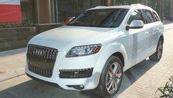 Xe sang Audi Q7 đời 2010 tại Hà Nội rao bán hơn 1,2 tỷ đồng