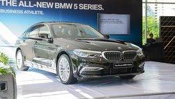 BMW 5-Series 2019 chính thức ra mắt tại Việt Nam, giá từ 2,389 tỷ đồng
