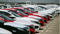 Nửa đầu tháng 1/2019, 6.362 xe ô tô thông quan tại Việt Nam