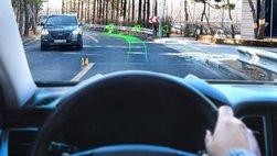 Công nghệ màn hình mới của Hyundai giúp lái xe dễ nhìn đường hơn