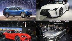12 mẫu xe nổi bật ra mắt tại triển lãm ô tô Detroit 2019