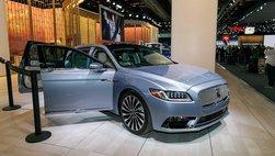 Lincoln Continental 2019 bản cửa tự sát đã bán hết veo