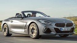 BMW Z4 2019 chốt giá khởi điểm từ 1,407 tỷ
