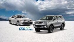 Toyota chuyển dịch dần từ lắp ráp sang nhập khẩu, một mũi tên trúng hai đích