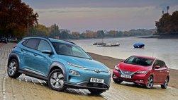 Xe điện có thể ngang giá với xe động cơ chạy xăng trong vòng 2 năm tới