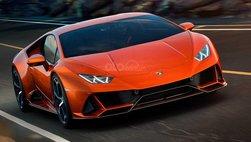 Lamborghini Huracan Evo 2019 bán ra từ 7,63 tỷ đồng