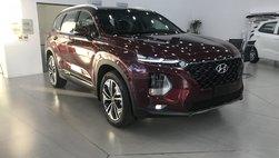 Đại lý không bán hết 1.000 xe Hyundai Santa Fe 2019 đợt đầu do 'lạc' cao