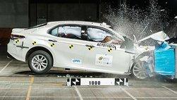 Toyota Camry 2019 sắp về Việt Nam đạt tiêu chuẩn an toàn 5 sao từ ASEAN NCAP