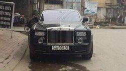 Xe sang biển khủng gọi tên Rolls-Royce Phantom tứ quý 8 ở Lào Cai