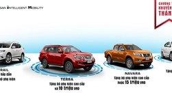 Nissan khuyến mại tháng 2/2019, Nissan Navara nhận ưu đãi cao nhất