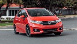 """Kém hiện đại, Honda Jazz V đứng trước nguy cơ """"khai tử"""""""