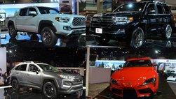 Những mẫu xe ấn tượng nhất của Toyota tại triển lãm Chicago 2019