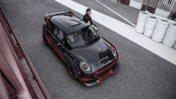 Mini John Cooper Works GP mang sức mạnh 300 mã lực