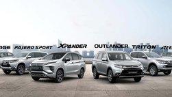 Tháng 2/2019: Mitsubishi Outlander giảm giá, Triton được tặng quà