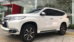 Giá lăn bánh xe Mitsubishi Pajero Sport 2019 tại Việt Nam, thêm bản giá rẻ