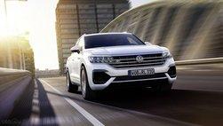 Hàng hot Volkswagen Touareg sắp có động cơ mới