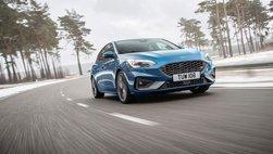 Ford Focus ST 2019 ra mắt với động cơ EcoBoost 2.3L 276 mã lực