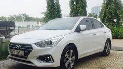 Hyundai Accent đã qua sử dụng, biển 'Tứ quý 9' rao bán giá 850 triệu đồng
