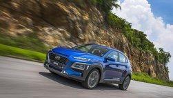 Hyundai Kona đứng đầu phân khúc SUV hạng B, Honda HR-V tiếp tục giảm