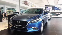 Các màu xe Mazda 3 mới nhất hiện nay tại Việt Nam