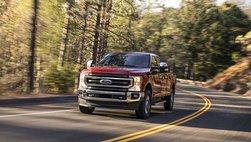 Lộ diện Ford Ranger đời 2021