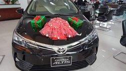Thị trường ảm đạm, đại lý xuống giá Toyota Corolla Altis 2019 hơn 30 triệu đồng để kích cầu