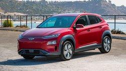 Hyundai Kona EV cháy hàng sau ít ngày mở bán