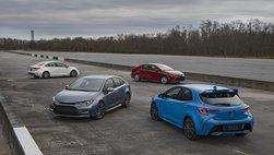 Toyota Corolla 2020 công bố giá khởi điểm 452 triệu đồng
