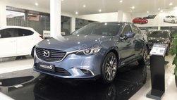 Năm mới, giá lăn bánh xe Mazda 6 2019 tại Việt Nam là bao nhiêu?