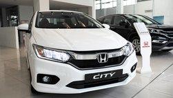 Giá lăn bánh xe Honda City 2019 mới nhất tại Việt Nam